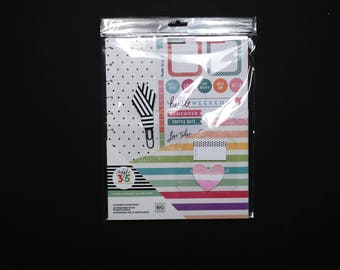 The BIG Happy Planner Accessory Kit - Life is Lovely