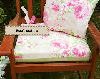 Bench Cushions Window Seat Clarke And Clarke Dining Table Shabby Chic Chairs Vintage Cottage Chic Cottage