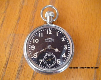 Ingersoll Watches Etsy