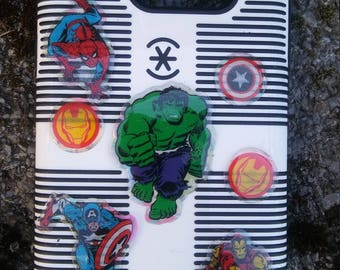 Galaxy Note 5 Marvel cell phone case