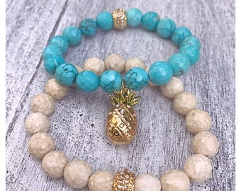 Pinapple Summer fun stack.