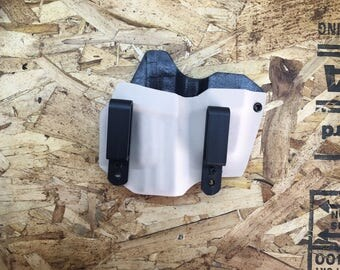 XDs .45 IWB + Mag Kydex Holster