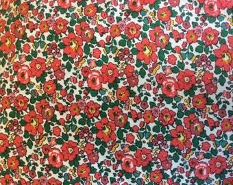 Poplin fabric liberty of London, Betsy Ann design
