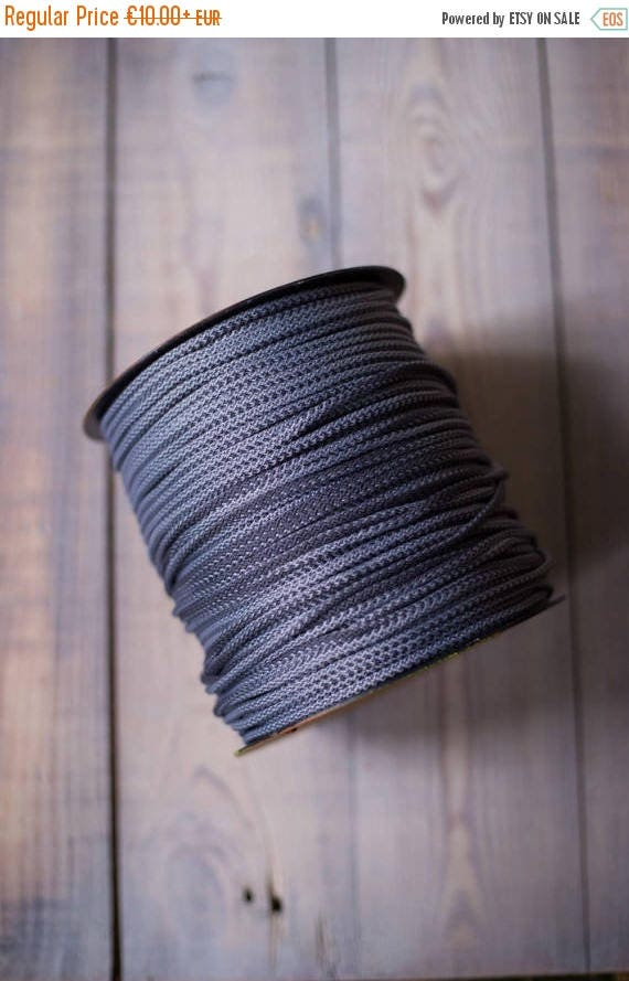 15 % OFF MIX GREY cord- crochet supplies- knitting supplies- knitting yarn- crochet rope- chunky yarn- diy projects- craft projects- rope co