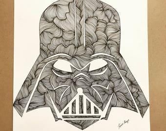 Star Wars Design - Darth Vader