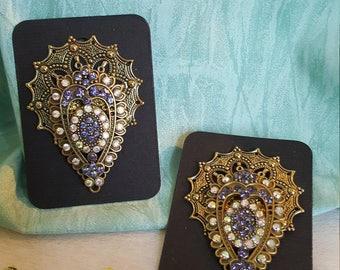 Custom Designed Brooches