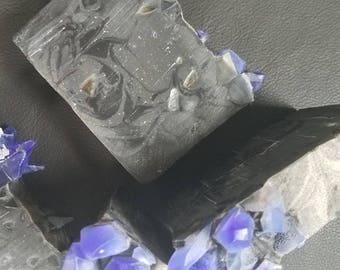 Amethyst Ritual - Lavender & Bentonite Clay Soap with Coconut Milk