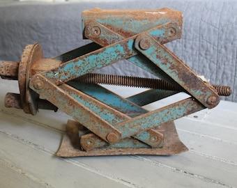 Turquoise & Rust Jack