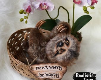 Sloth- Don't Worry, Be Happy