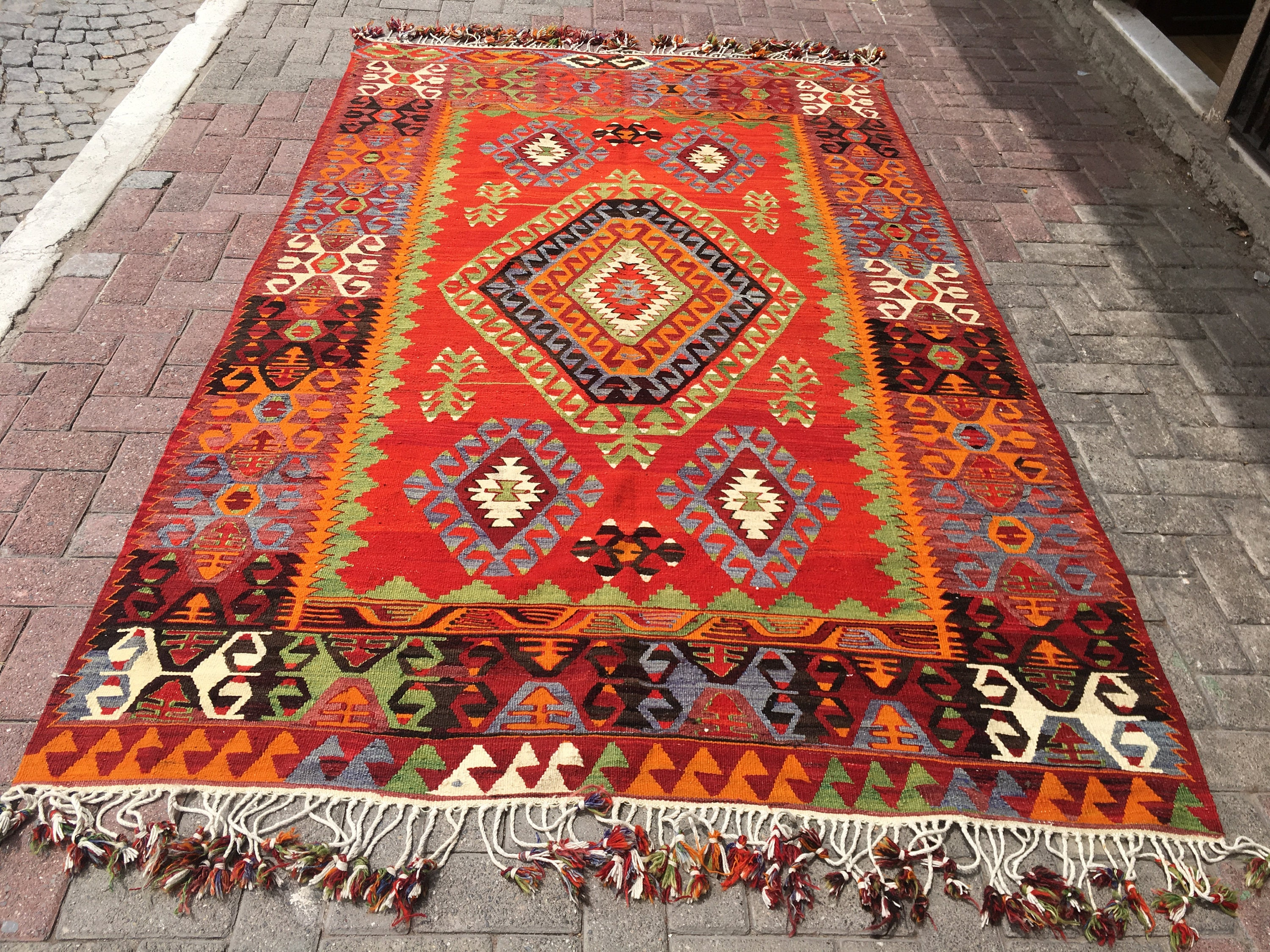 turkish rugs rug kayseri kilim detail