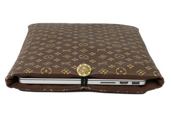 "BULKY SHIPPING Louis Vuitton Sleeve MacBook Air 11"" Sleeve Air & Macbook Retina Case Padded  13"" Macbook Pro Retina Sleeve 5 - Vuitton Bag"