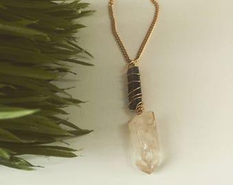 Double quartz chain