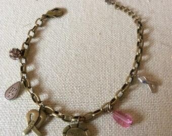Sillpada Pink Out Loud Bracelet