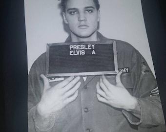 Free Shipping; Elvis Presley