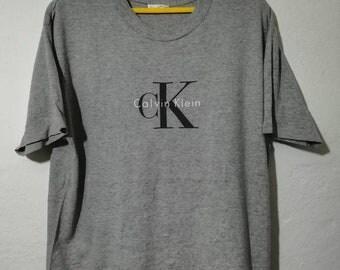 Rare vintage Calvin Klein t-shirt L size
