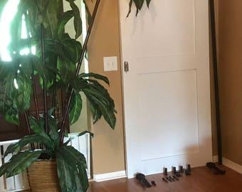 """Interior sliding door with hardware 36"""" door"""