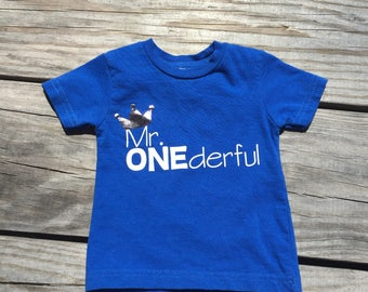 Mr. ONEderful T-Shirt