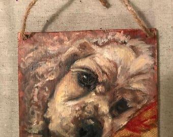 Handmade Pet Ornament