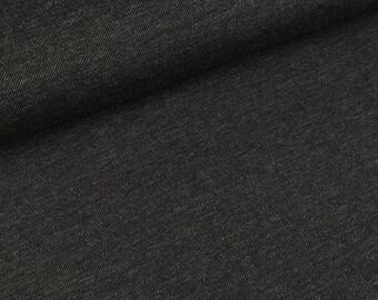 Jeans jersey Austin Black Mottled (15.50 EUR/meter)