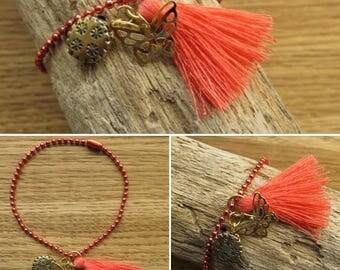 Bracelet ball chain ball chain 17466