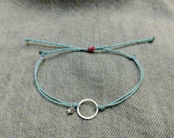 Bubble Bracelet, Wicked inspired, friendship bracelet, stackable bracelet, waterproof cord