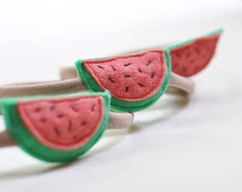 Watermelon headband - 1 piece