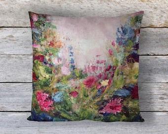 Abundance Velvet Cushion