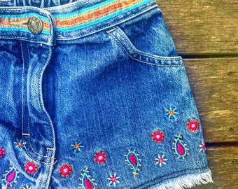 The Hippie Hippie Shake Shorts