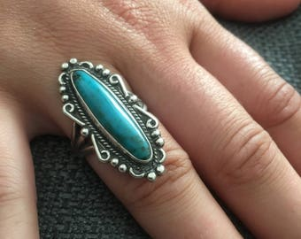 Gorgeous Gem Stone Marcasite Silver Ring Size O 18mm