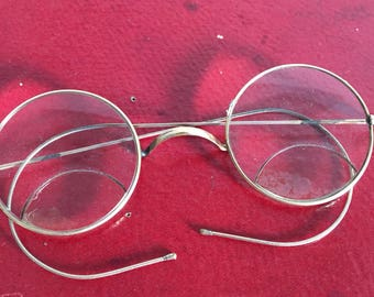 OLD gold / gold plated Spectacles