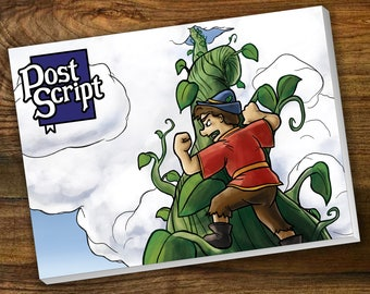 The Fourth PostScript Comic Strip Collection - The Messy Aftermath of Fairytales