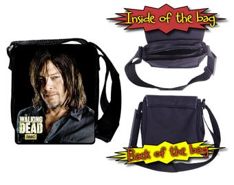 The Walking Dead Daryl Dixon Norman Reedus Shoulder Bag