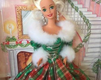 Vintage Barbie Winter Eve Special Edition