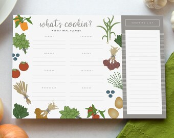 What's Cookin' Meal Planner