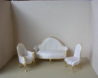Miniature Art deco set