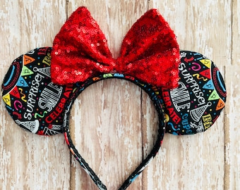 Birthday Minnie Ears