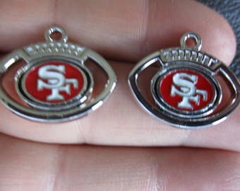 Set of 2 Inspired by San Francisco Charms