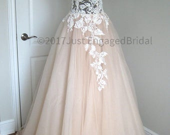 Brand new Ricca Sposa Melanie wedding dress for sale