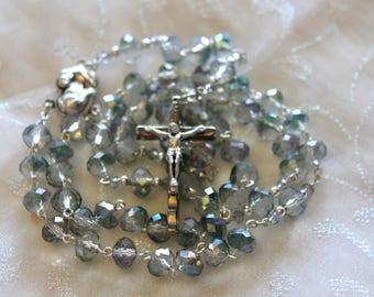 Blue Green Rosary