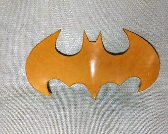 Bat symbol chest emblem