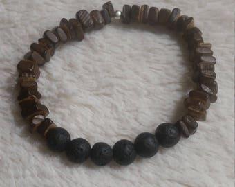 Men's Diffuser Bracelet
