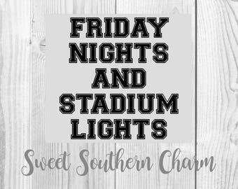 friday nights svg - stadium lights svg - svg file - svg files - files - svgs - svg - football svg - sports svg - games svg - football svgs