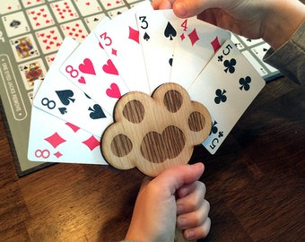 Little Paws Card Helper - Playing Card Holder for Kids