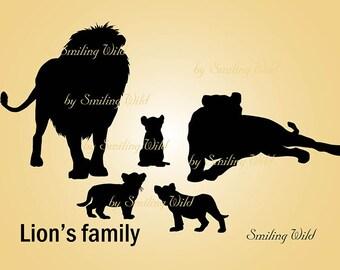Safari Animals Etsy