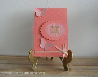 Card - Wedding card - Valentine card - have found her half