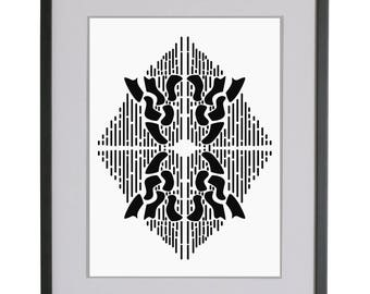 Pattern Print