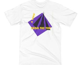 A VIEW Men's Short Sleeve T-Shirt