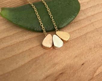 Dainty Simple Necklace| Dainty Necklace | Simple Necklace | Dainty Silver Necklace | Dainty Necklace | Silver Drop Necklace