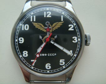 ZIM watch, Aviator watch, soviet watch, ussr watch, Gagarin, mens watch, russian watch, wrist watch, retro watch