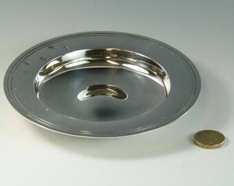 "Sterling Silver - COMYNS Armada Dish - 5 3/4"" - Jubilee 1977 - 180 g"